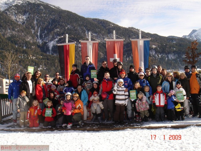 Fotos ÖHG Wintertreffen Pertisau 2009